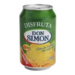 DON SIMON DISFRUTA PIÑA