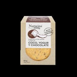BISCUTIS COCO& CHOCOLATE & YOGUR