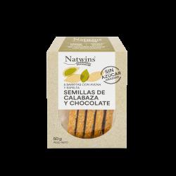 BISCUTIS TRES CHOCOLATE & YOGUR 50 GR 16 UD