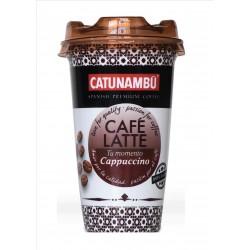 CAFÉ CATUNAMBU LATTE CAPUCCINO