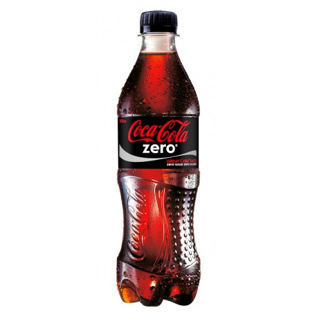 Coca-Cola Zero PET 50 cl