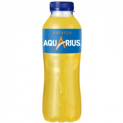 Aquarius Naranja PET 50 cl
