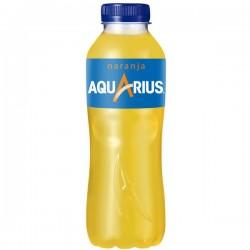 Aquarius Naranja PET 50 cl