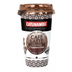 Café Catunambú Latte Cappuccino 236 ml
