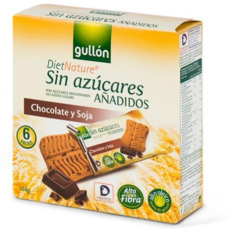 Snack Choco Soja Diet Nature